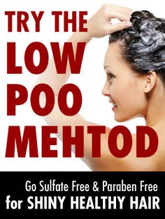 Low Poo totally helps hair fall-out. My hair grows faster too with new growth coming in! *singing* Go Low Poo! Go Low Poo! Go Low Poo!
