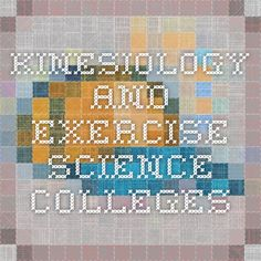Kinesiology And Exercise Science laws foundation college