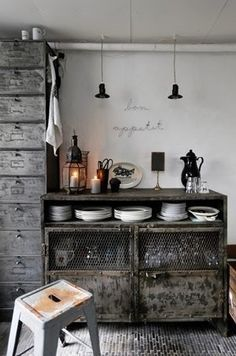 industrial decorating pictures - Google Search
