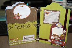 handmade mini scrapbook album using prima marketing road trip paper collection Prima Marketing, Scrapbook Albums, Mini Albums, Road Trip, Paper, Holiday, Handmade, Collection, Vacations