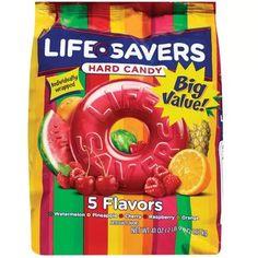Lifesavers 5 Flavors Hard Candy, 41 oz