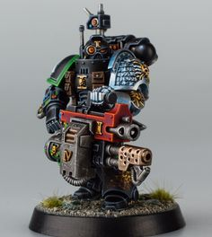 deathwatch combi-heavy bolter