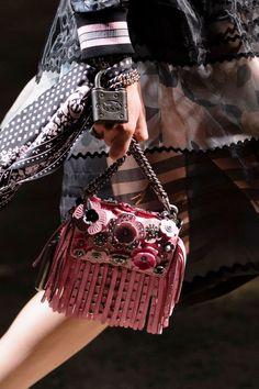 Spring 2017 Runway Report, Favorites #handbags #accessories #springfashion ; Coach 1941