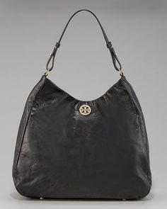 Tory Burch Dena Leather Hobo    $395.00