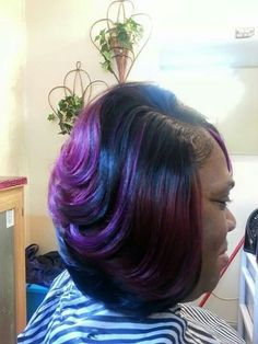 human hair curly wigs for black women Quick Weave Hairstyles, Short Bob Hairstyles, Short Haircut, Pretty Hairstyles, Girl Hairstyles, Braided Hairstyles, Layered Bob Hairstyles For Black Women, Fashion Hairstyles, Black Hairstyles