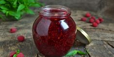 Make homemade jam in 6 minutes? This is entirely possible - jam Healthy Eating Tips, Healthy Snacks, Healthy Recipes, Chutney, Strawberry Chia Jam, Ham And Potato Soup, Base, Vegetable Drinks, Different Recipes