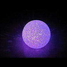 Coway Crystal Ball kleurrijke LED Night Light – EUR € 5.37