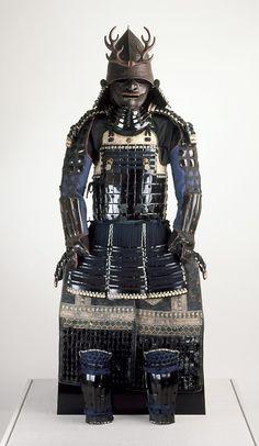 strayideas:          Samurai Armor of the Gusoku type        Japan, 18th century