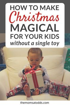 GREAT Ideas for a No Toy Christmas (or even just less toys). No just gift ideas, but fun Christmas morning activities too! morning How To Make Christmas Magical for Your Kids With Only A Single Toy Christmas Activities For Kids, Christmas Party Games, Holiday Fun, Family Activities, Holiday Ideas, Holiday Gifts, Magical Christmas, Family Christmas, Christmas Ideas