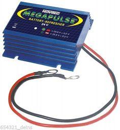 Novitec Megapulse Megapuls Batteriepulser - 24 V Megapulse