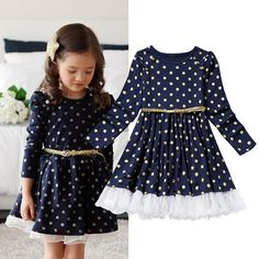 Top 9 Beautiful Frocks for 5 Years Old Girl in Fashion