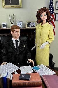 Jack and Jackie dolls.