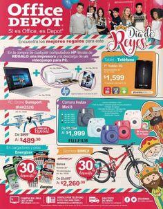 Office Depot tiene ofertas ypromociones especiales para este Día de Reyes: Llévate de regalo una impresora y la descarga de un videojuego en al compra de