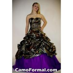 i wont this for prom but i wont it to be orange not purple