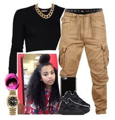 """""""✨"""" by saucinonyou999 ❤ liked on Polyvore featuring Givenchy, NIKE and Rolex"""