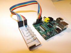 Un corso per acquisire le conoscenze base del linguaggio Python per lavorare con Raspberry Pi. http://wemake.fikket.com/event/python-per-rasberry-pi/
