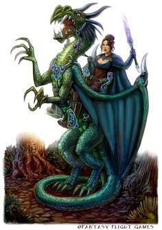 ☆ Dragon Rider :¦: Artist Felicia Cano ☆