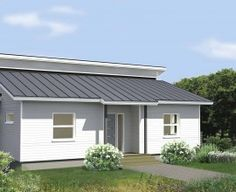 Kuura 118 Shed, Outdoor Structures, Barns, Sheds