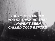 Crying Lightning // Arctic Monkeys