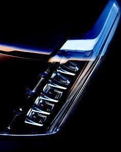 2015 Cadillac Escalade Headlight #EscaladeReveal 10.7.13