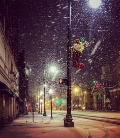 """""""We'll have a white Christmas."""""""