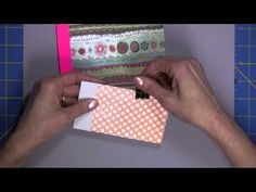 How To Organize Your Paper Scraps Into Paper Pads - YouTube
