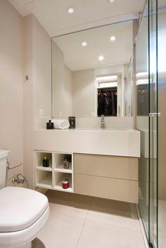Banheiros [3]  - Ana Lúcia Salama | Arquitetura e Interiores