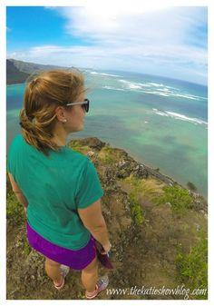 A must do for the Hawaii Bucket List. Crouching Lion Trail, Oahu, Hawaii.
