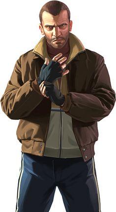 Niko Bellic - GTA IV