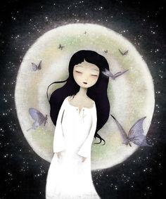 """""""Fluttering Dreams"""" - by Anne-Julie Aubry 8 de febrero de 2014"""