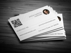 Super Clean Business Card Templates Business card - perfect for any industry. x with DPI CM by bouncy