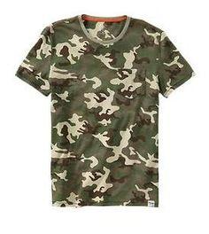 Gap Camo T-shirt