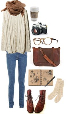 Biggest Pinterest Pet Peeve! A Starbucks cup and your journal are not accessories. Stupid hipsters.