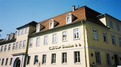 Cafe Bar Demian in Calw 2002