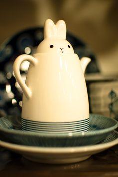 The Little Bunny Teapot by ~iStoleYourShiny on deviantART