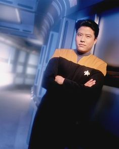 Star Trek Voyager - Ensign Harry Kim (Garrett Wang).