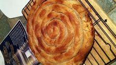Phyllo pie with feta cheese