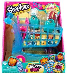 Shopkins Season 3 Shopping Cart...got this on sale art toys r us today