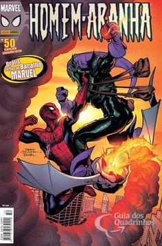 Homem-Aranha n° 50 - Panini