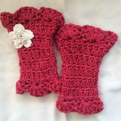 Fingerless Gloves, Arm Warmers, Organic Cotton, Winter, Girls, Fashion, Fingerless Mitts, Winter Time, Toddler Girls