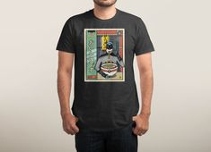 Check out the design and Ramen by Andrew C. Steger & Scott Steger on Threadless