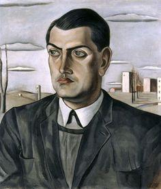 """Salvador Dalí - """"Retrato de Luis Buñuel"""""""