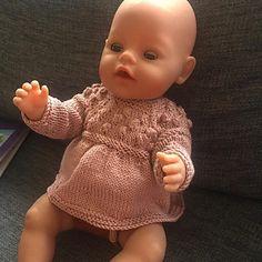 Ulla1's Roxy tunika til dukke Lise