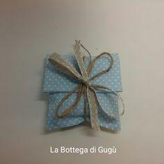 La bottega di Gugù: Come fare bomboniere porta-confetti semplici e d'effetto Confetti, Sweetest Day, Gift Wrapping, Tableware, Party, Pink, Crafts, Wedding, Sweet Sweet