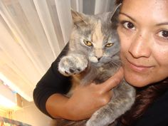 MiSS mimi can be very  spoil yeah by me love my cat