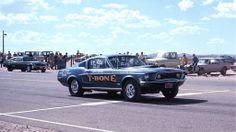 Steve Perry T-Bone 68 Cobra Jet Mustang