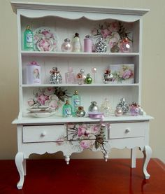 1/12th   COUNTRY ROSE large ladies shop unit. | eBay