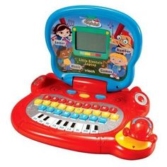 VTech Little Einsteins Blast-Off Learning Laptop