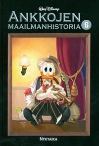 Cover for Donalds verdenshistorie (Hjemmet / Egmont, 2018 series) - Moderne tid Donald Duck, Disney, Ronald Mcdonald, Comics, Cover, Artwork, Painting, Fictional Characters, World History