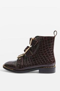 Alfie Croc Boots
